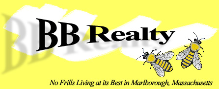"BB Realty Logo - ""No Frills Living at its Best in Marlborough, Massachusetts"""
